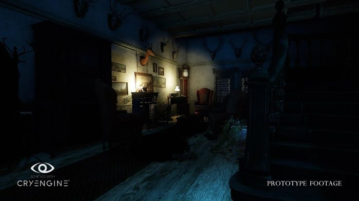 The very first screenshot of Ghost Theory made in CryEngine. Find out more about the game at www.ghost-theory.com