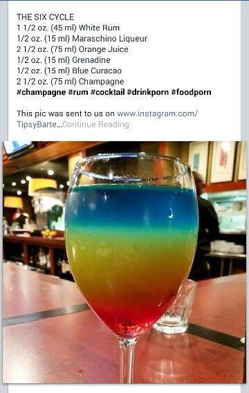 120 best mixology images on pinterest drink recipes for Fish bowl drink tipsy bartender