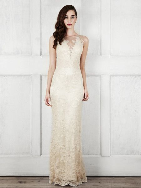 Shop the Catherine Deane Bridal Yasmin gown at http://shop.catherinedeane.com/collections/all/products/yasmin-gown now #bridal #weddingdress