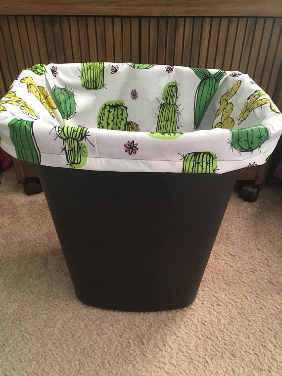 Trash Bag Reusable Garbage Kitchen Gift Ideas Office Can Bedroom Diaper Pail Liner Going Green