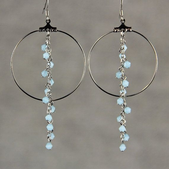 Hoop earrings jewelry-bead-stringing-jewelry-tutorials