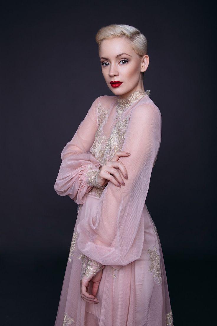 Nora Sarman / dress Bach / model Eszter-Virág Meyer