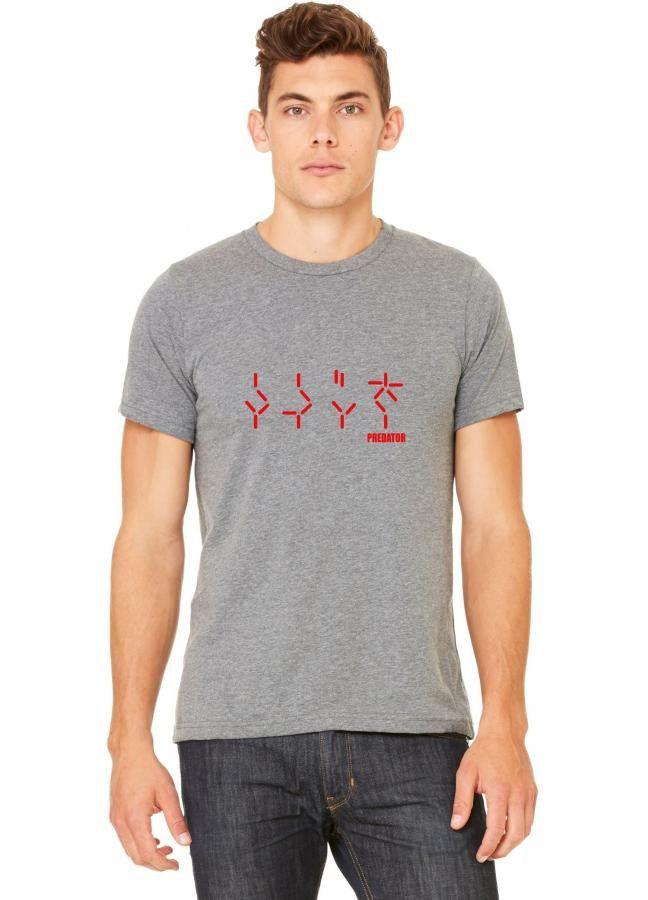 predator countdown clock timer T-Shirt