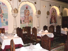 Le Maharajah Restaurant, 72 Blvd Saint Germain, Paris