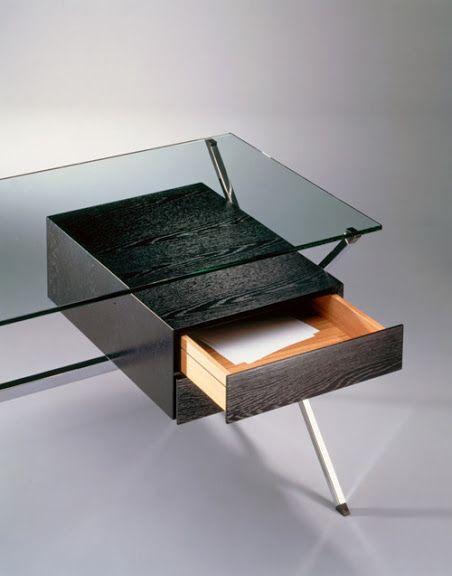 Albini Desk. designer Franco Albini.