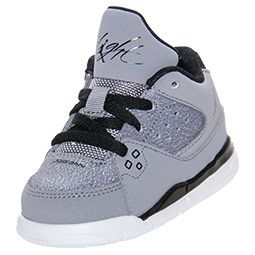 Boys' Toddler Jordan SC-1 Low Training Shoes  | FinishLine.com | Cement Grey/Black/White