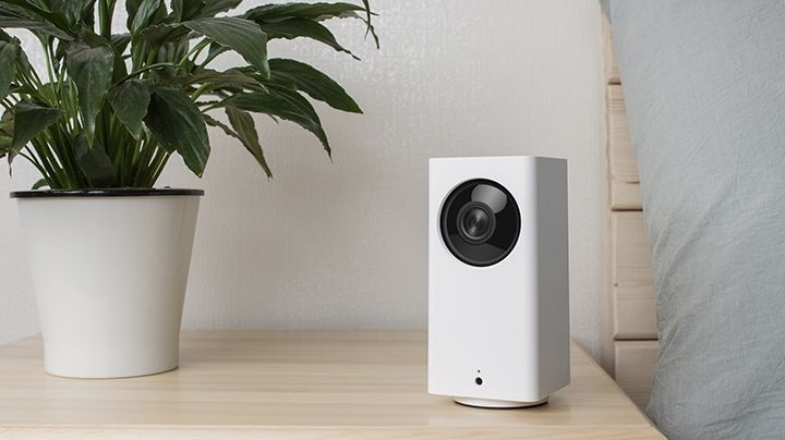 Wyze Cam Pan 1080p Pan//Tilt//Zoom Wi-Fi Indoor Smart Home Camera with Night Visio