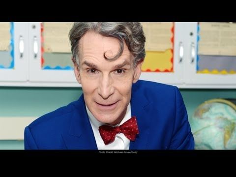 Bill Nye scientifically explains how Superman shaves