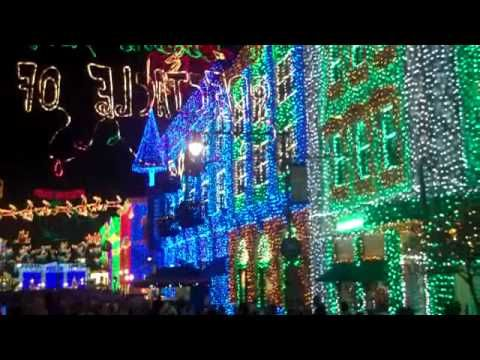 Best Christmas Lights Show EVER!!  1 Of 4
