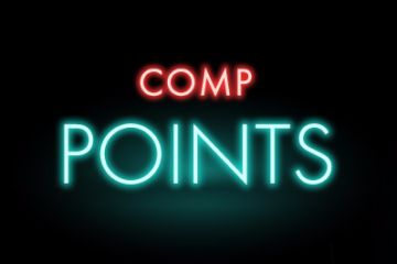 Comp Points at an online casino