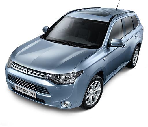 Mitsubishi Outlander PHEV Plug-in Hybrid For Sale