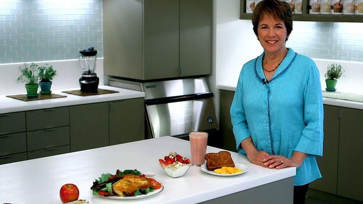 Un día repleto de alimentación saludable: cómo lucen 2,000 calorías | Co...