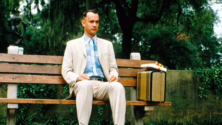 On July 6, 1994, Paramount unveiled Robert Zemeckis' Forrest Gump in theaters. The Tom Hanks satire would go on to win six Oscars at the 67th Academy Awards, including best picture. The Hollywood Reporter's original review is below:  Forrest Gump is not stupid. Although his IQ is... #Forrest #Gump #Movie #Review
