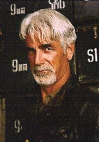 Close-Up: Actor Sam Elliott
