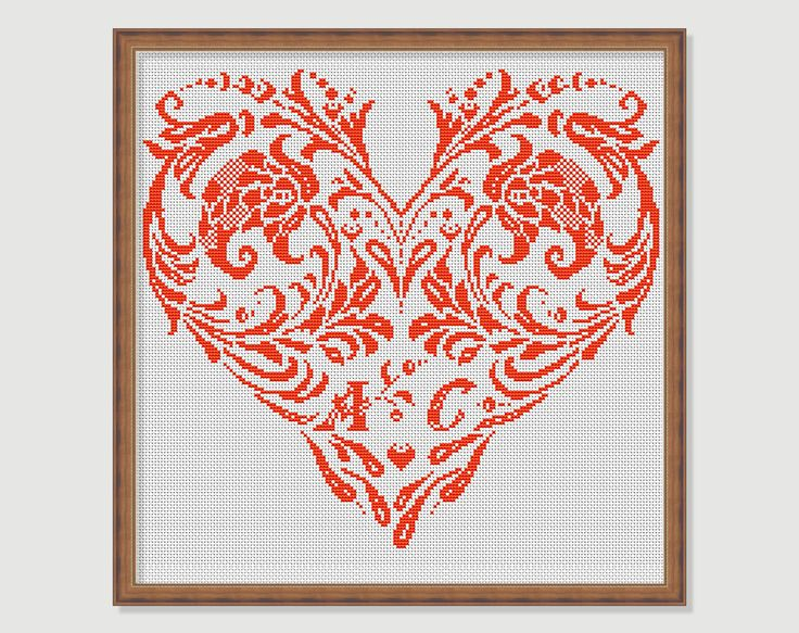 Cross stitch pattern Scheme for cross stitch by PatternsTemplates