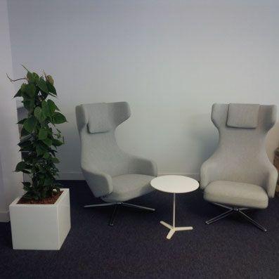 paysagiste d 39 int rieur paris d coration bureaux entreprise open space design office d co nous. Black Bedroom Furniture Sets. Home Design Ideas