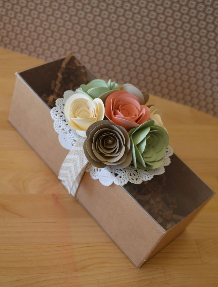 Bag Gift Box - beautiful!