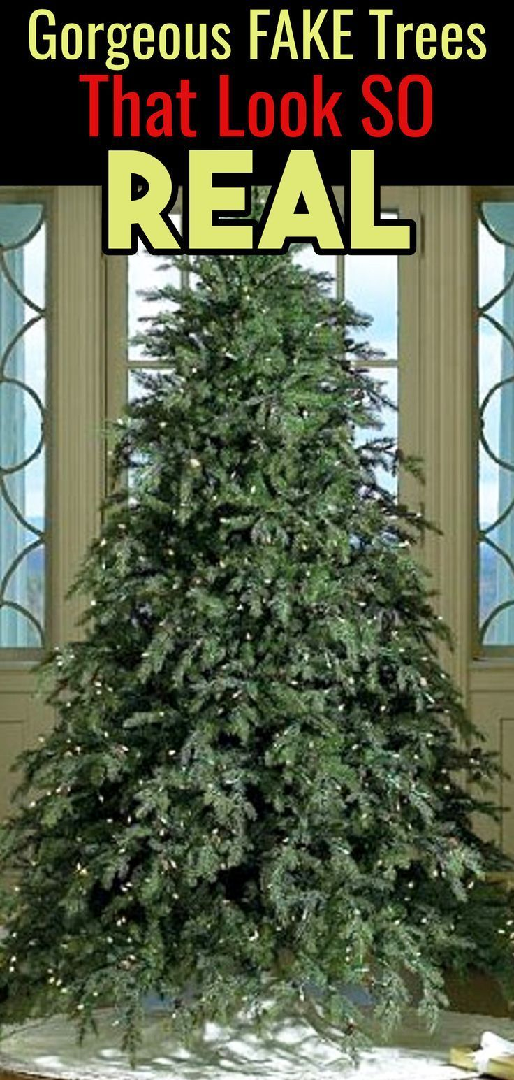 Most Realistic Artificial Christmas Tree Reviews Deals For 2020 Holiday Season Realistic Artificial Christmas Trees Fake Christmas Trees Realistic Christmas Trees