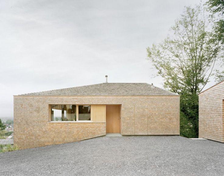 HD Haus   Schwarzach, Voralberg, Austria   Bernardo Bader   photo by Adolf Bereuter