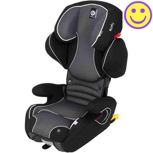 The Cruiser Fix Pro is a fantastic car #seat for older children who want a sporty, stylish look with expandable legs and shoulders, three layers of side impact p...