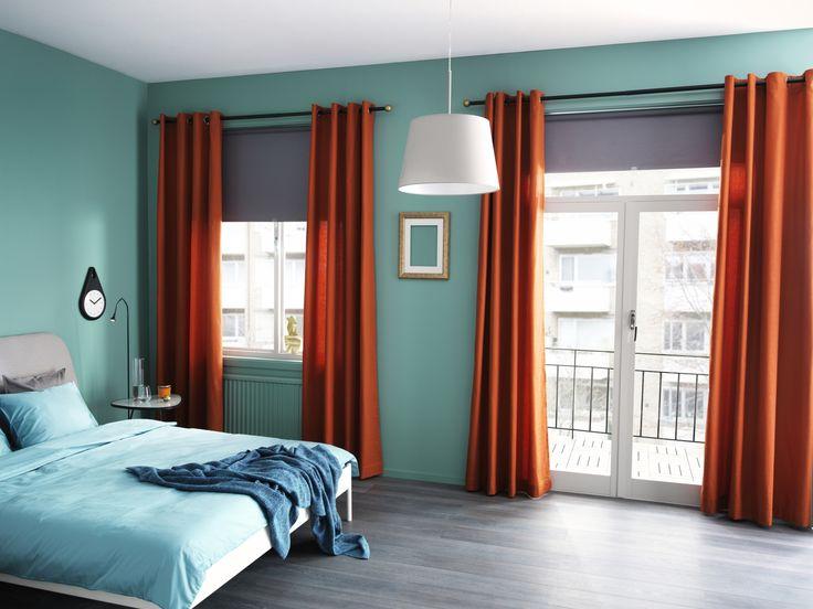 As cores do bom tempo dentro de casa.