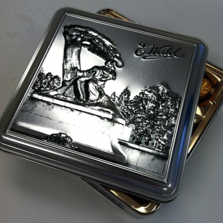 E. Wedel Polish Chocolate 2013 お土産