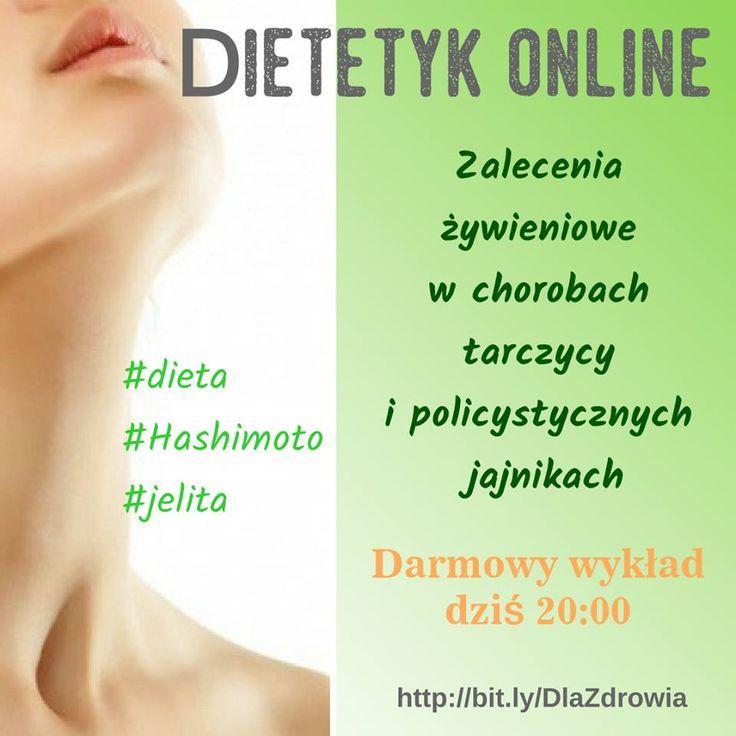wejdź posłuchaj ➡ http://bit.ly/DlaZdrowia  #dieta #tarczyca #Hashimoto #dietoterapia #niedoczynność #nadczynność #ciąża #hormony #nadwaga #jajniki #PCOS #hormon #zaburzenia #metabolizm http://bit.ly/WybieramZdrowie