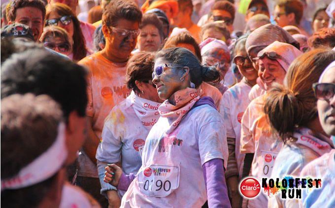 KolorFest Run - la carrera del color!