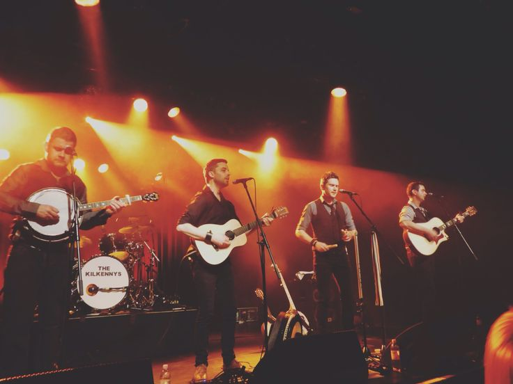 The Kilkennys live in Mannheim