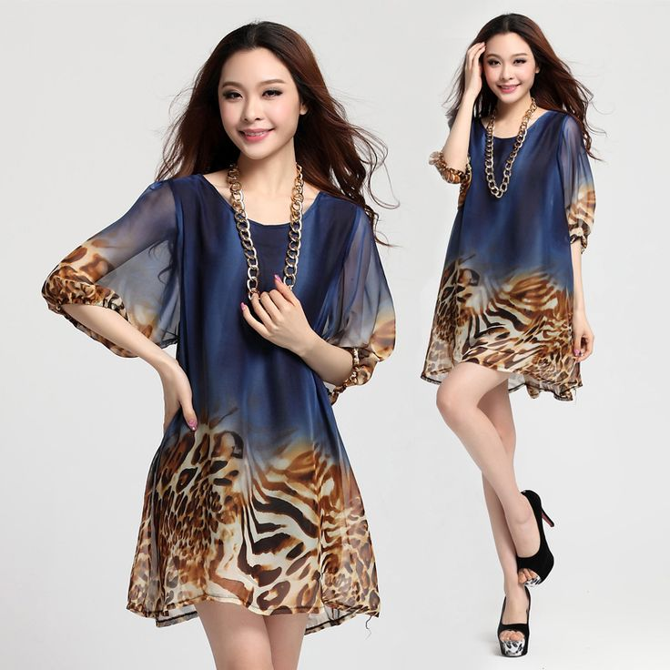 Popular Casual Dress for Chubby Women-Buy Cheap Casual Dress for ...
