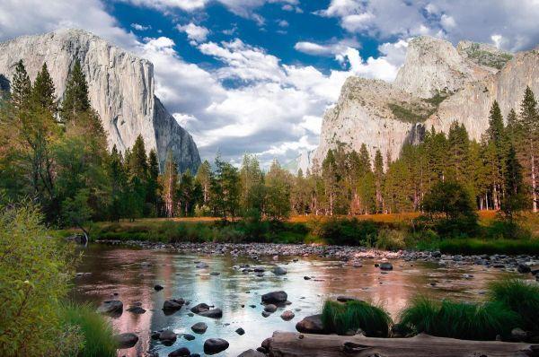 Parque Nacional de Yosemite, EE.UU