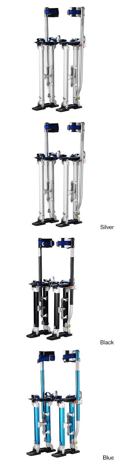 Other Home Improvement Tools 11704: Pentagon Tool Professional 24 Inch To 40 Inch Aluminum Drywall Stilts -> BUY IT NOW ONLY: $102.99 on eBay!
