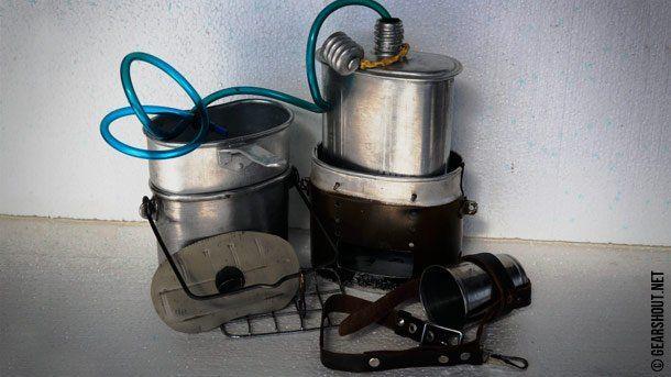 Обзор самодельного комбинированного комплекта фляги и котелка (КУФиК)
