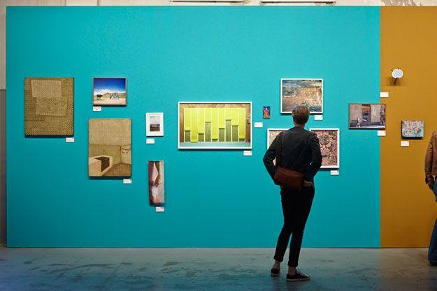 Impressie van Start Buying Art 2013