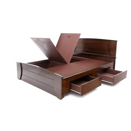 looking good furniture style spa design queen size with storage bed