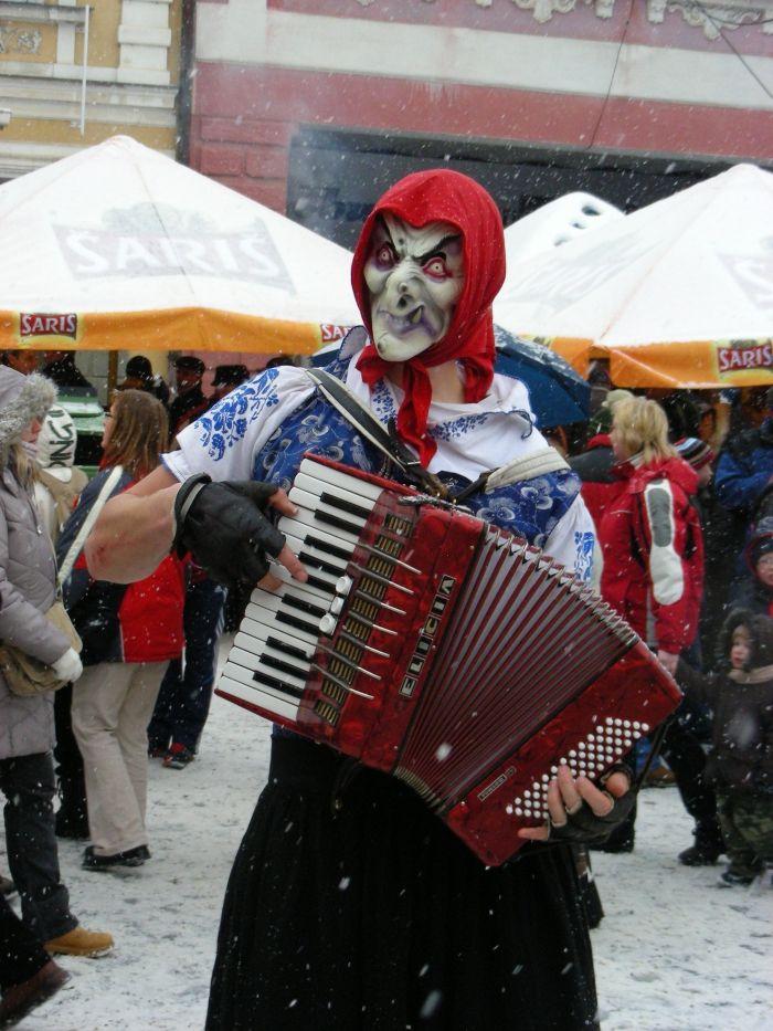 Fašiangy-carnival