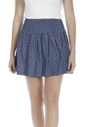 100% Cotton Mini super cute Skirt Badila Spring-Summer 15