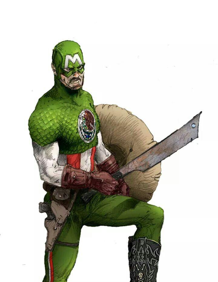 Captain Mexico: