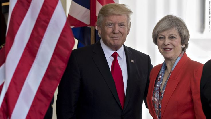 awesome US President's UK state visit pushed back to 2018