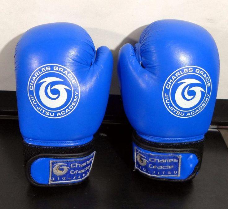 Charles Gracie Academy 8oz Jiu-Jitsu Gloves  | eBay