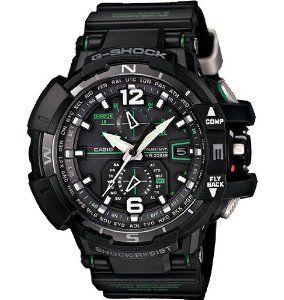 Casio - G-Shock - G-Aviation Series - GWA1100-1A3 Watches under $1000, watches are best gifts.