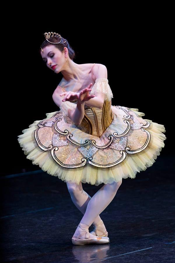 The Australian Ballet - Paquita - Juliet Burnett
