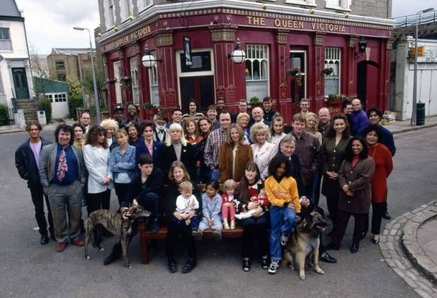 eastenders and coronation street essay The ironic decline of coronation street - bring back the friendships and sense of community which has been a rich part of the street's identity from day one.
