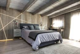 modern Bedroom by DF Design