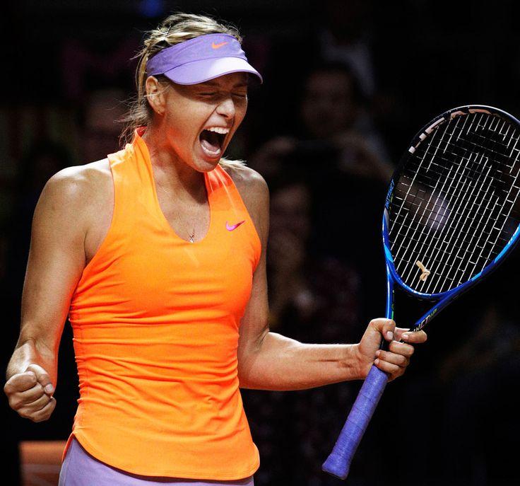 ドーピングよる15カ月間の出場停止処分からの復帰戦を白星で飾ったマリア・シャラポワ - Yahoo!ニュース(tennis365.net)
