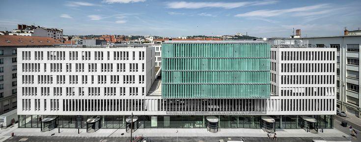 """Gallery - University Centre """"des Quais"""" / Auer Weber - 6"""