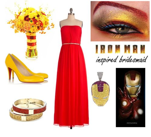 When Geeks Wed shows you how to turn your bridesmaids into Iron Man.