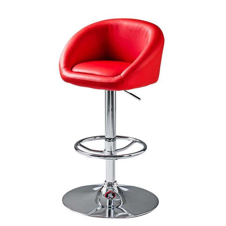 Küchenhocker in Rot höhenverstellbar und drehbar Jetzt bestellen unter: https://moebel.ladendirekt.de/kueche-und-esszimmer/stuehle-und-hocker/kuechenhocker/?uid=e16ea085-398f-52a3-ae7f-96cf3b8517b2&utm_source=pinterest&utm_medium=pin&utm_campaign=boards #küchenhocker #barhocker #kueche #küchenbarhocker #küche #hochhocker #esszimmer #kuechenhocker #hocker #stuehle #höhenverstellbar