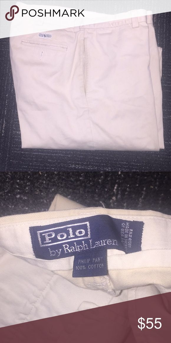 Polo Ralph Lauren chinos Good condition Polo by Ralph Lauren Pants Chinos & Khakis