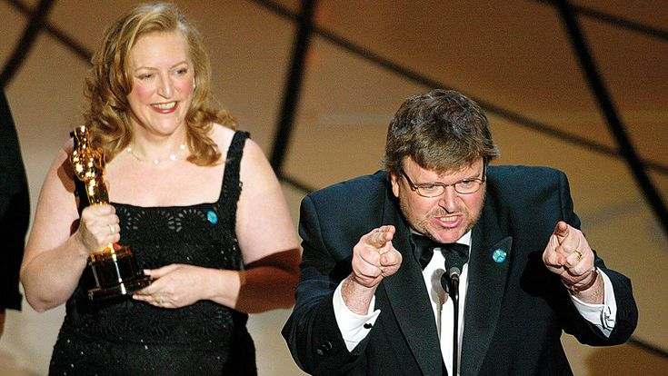 Michael Moore: Why I Gave That Infamous Anti-Bush Oscars Speech (Guest Column) #FansnStars